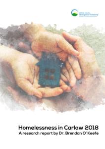 Homelessness report cover